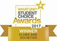 WhatUni Student Choice Award