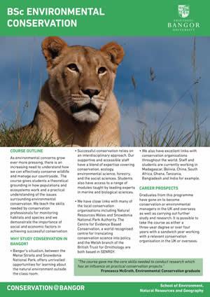 Economic planning vs environmental conservation