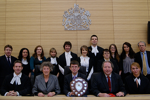 McLaren Moot Court Competition, 2010
