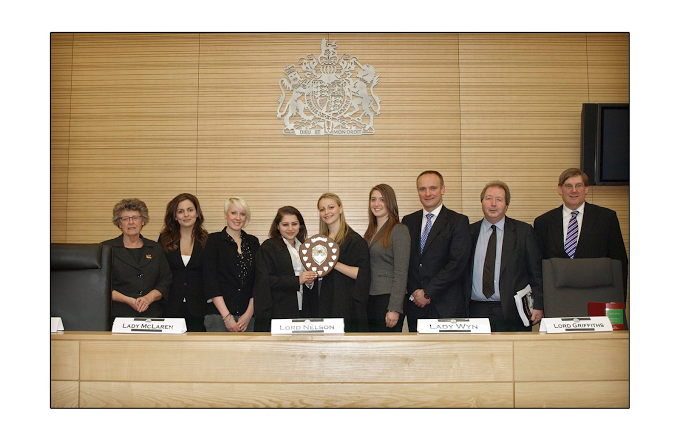 McLaren Moot Court Competition, 2011