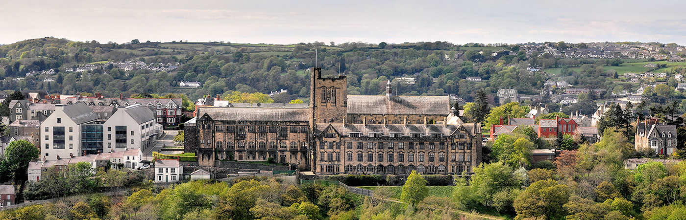 Images of the Law School at Bangor University
