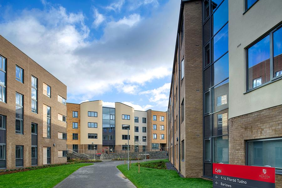 Student Accommodation at St Mary's Student Village