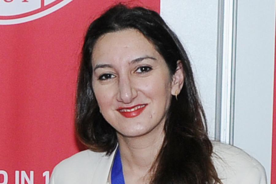 Noor Al-Zubaidi International Officer