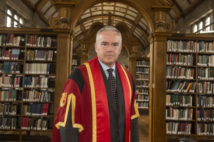 Huw Edwards - Honorary Fellow