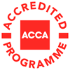 ACCA Accredited Programme Logo