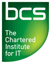 BCS The Chartered Institute for IT logo