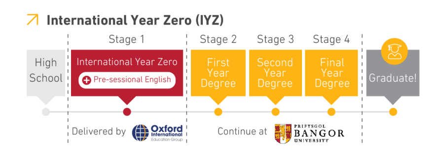 International Year Zero pathway